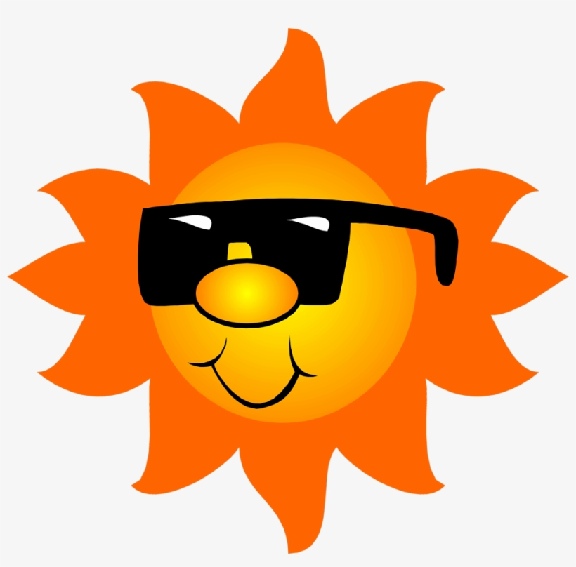 Cool Sun, Sunlight, Sun, Glasses Png Image And Clipart.