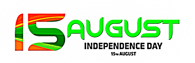 15 August PNG Clipart.