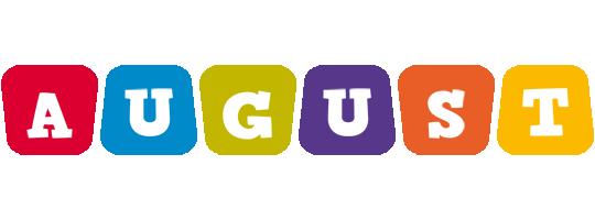 August Logo.