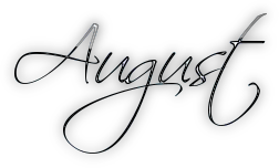 August Png & Free August.png Transparent Images #2700.