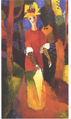 Large canvas prints, Canvas prints and August macke on Pinterest.