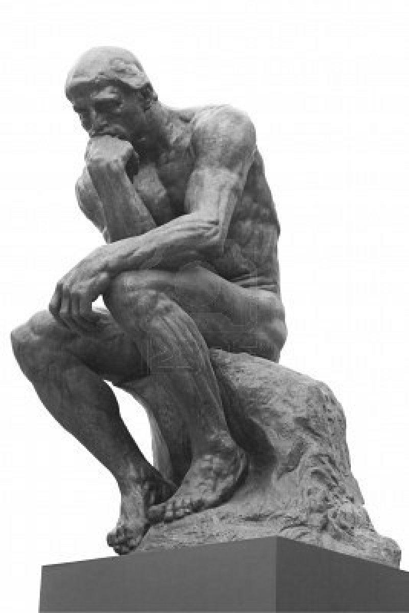 Rodin Clipart.
