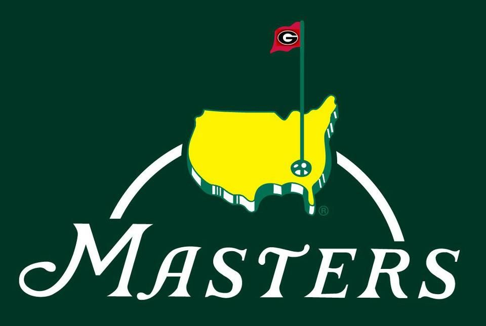 The new Masters Logo! Congrats to UGA alum Bubba Watson.