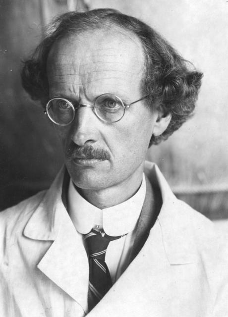 P is for Auguste Piccard.