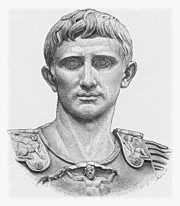 Augustus Clip Art Download.