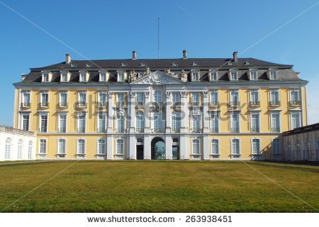 Castle Augustusburg Stock Photos, Royalty.