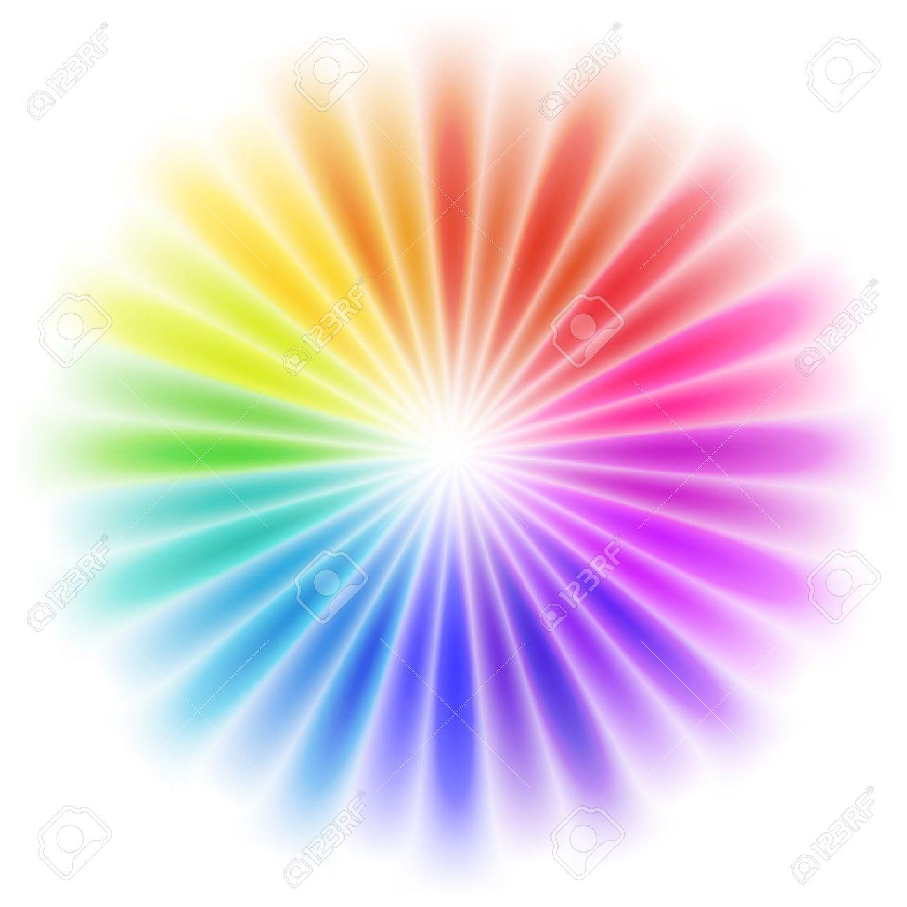Rainbow Color Designs.