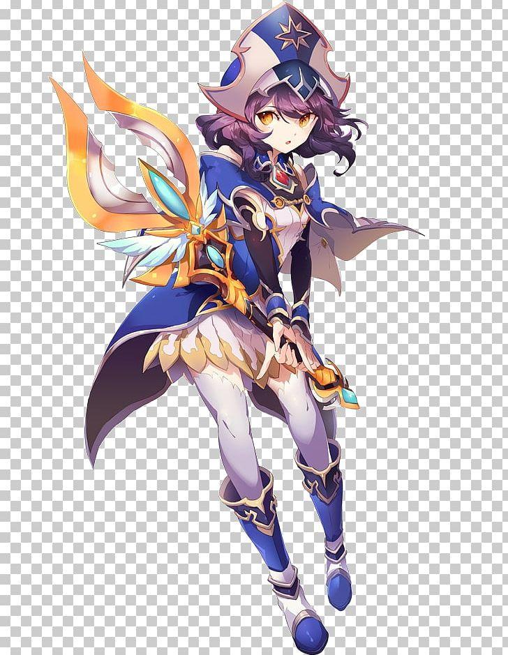 Cleric Astral Realm Dragomon Hunter Game Aura Kingdom PNG.