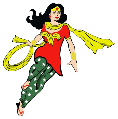 What if your favourite superheroes were Pakistani? Find out here.