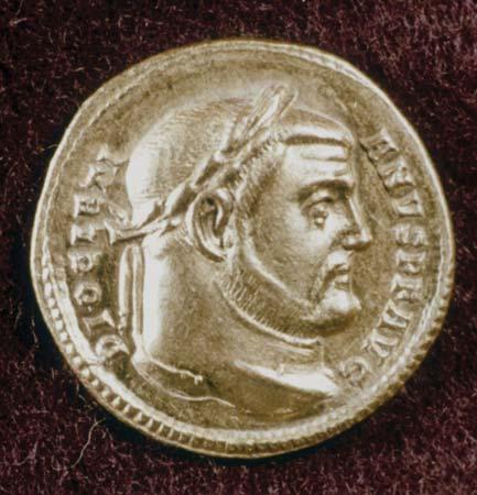 Diocletian.