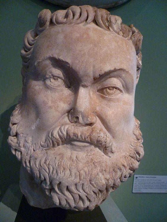 Marcus Aurelius Valerius Maximianus Herculius Augustus (Maximian.