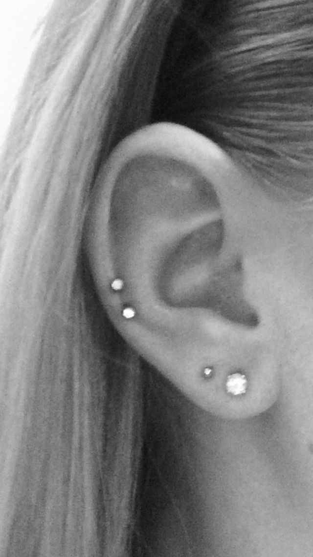 1000+ images about Ear piercings on Pinterest.