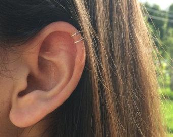 Cuff & Wrap Earrings.