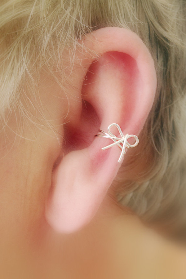 Jacquie Lee With Beautiful Auricle Piercing.