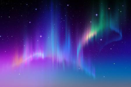 2,258 Northern Lights Cliparts, Stock Vector And Royalty Free.