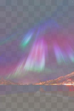 Aurora PNG Images.
