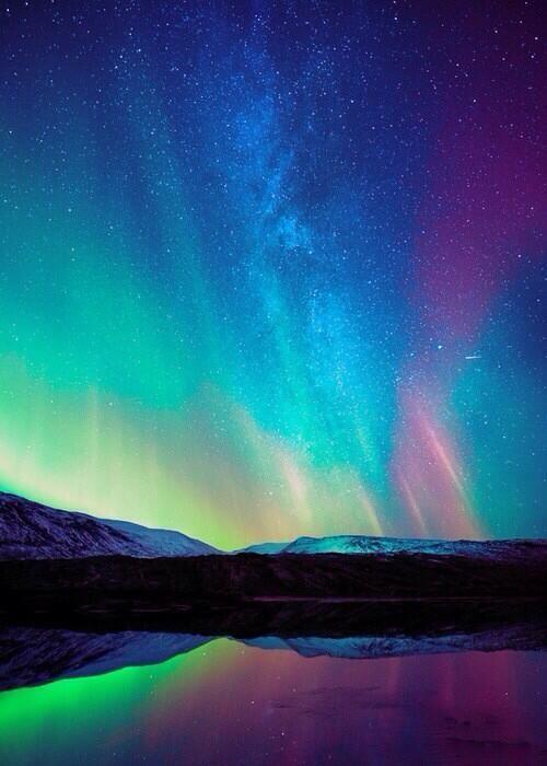 1000+ images about Aurores boréales/Aurora on Pinterest.