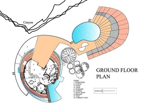 Canyon Project [draft] • Andre Hababou • Auroville, TN, India.