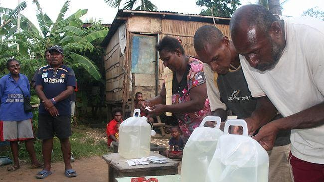 PNG plagued by lethal neglect: cholera.