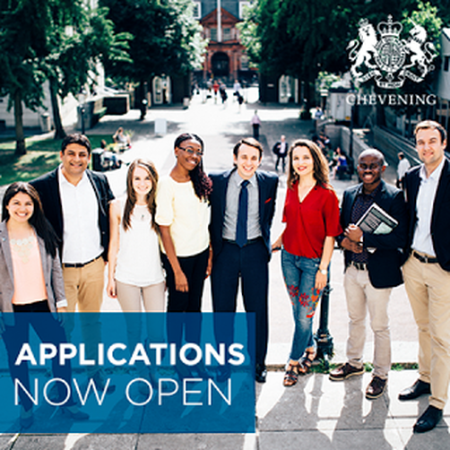 UK Chevening Scholarships for PNG students open for 2018/2019.