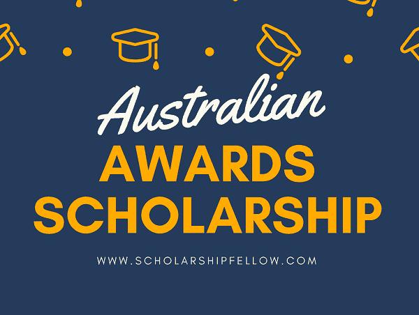 Australian Awards Scholarship 2020.