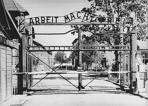 presodathis: auschwitz concentration camp gas.