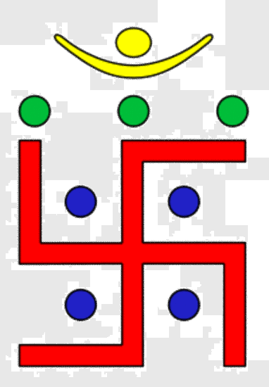 JAINpedia > Themes > Principles > Eight auspicious symbols.