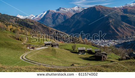 Valais Stock Images, Royalty.