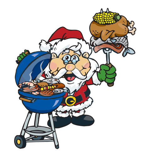 Free Christmas Grilling Cliparts, Download Free Clip Art, Free Clip.