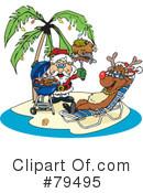 Aussie Christmas Clipart #1.