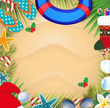 262 Australian Christmas Stock Illustrations, Cliparts And Royalty.