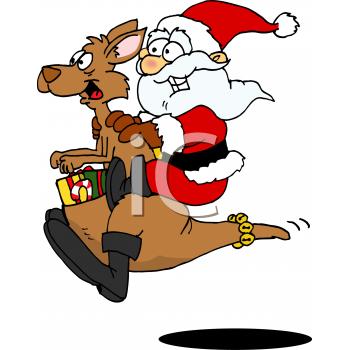 Australian Christmas Clip Art Images Free.