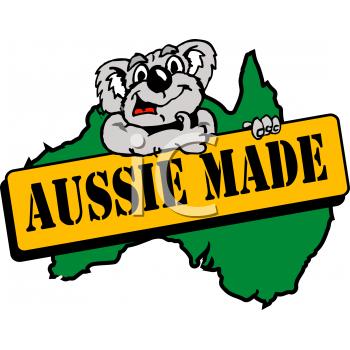 Aussie images clipart.