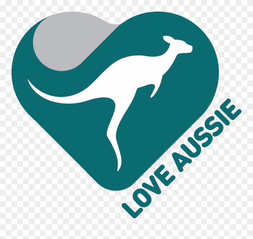 Love Aussie Logo Master Aqua.