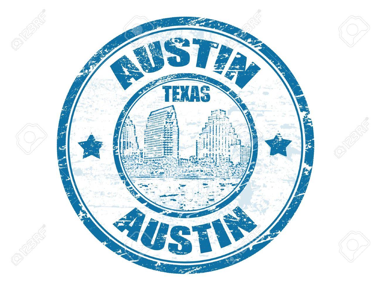 Austin tx clipart.