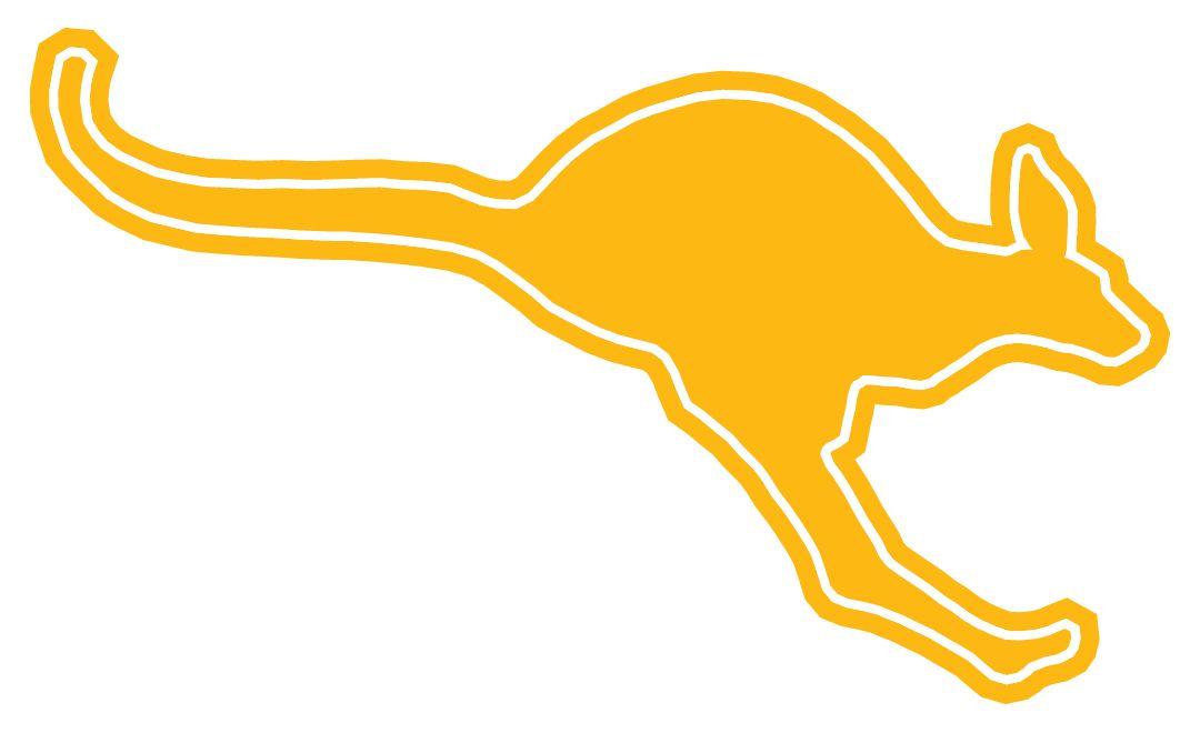 Austin College Kangaroos Logo.
