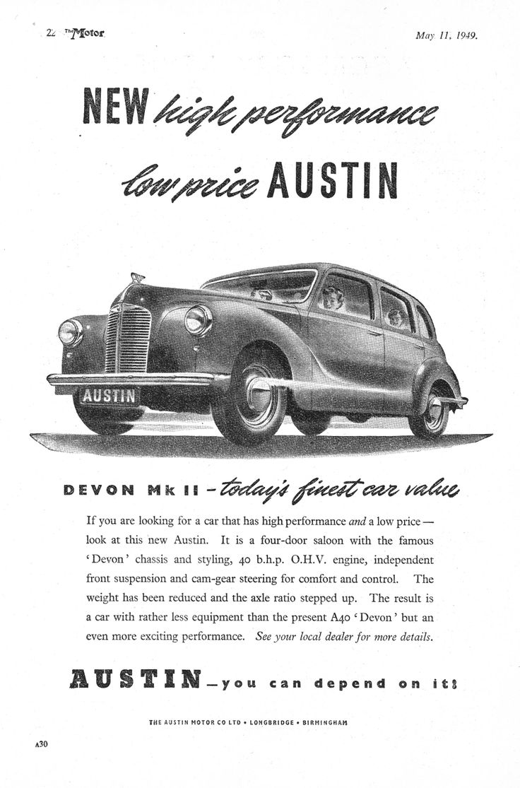 1000+ ideas about Austin Cars on Pinterest.