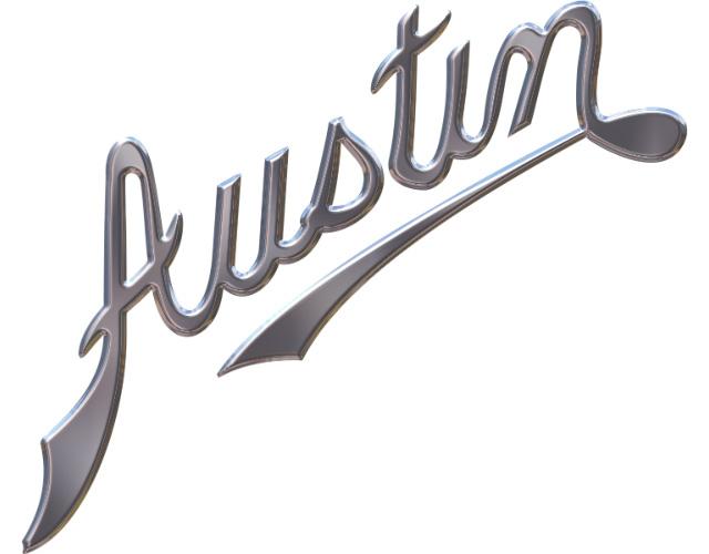 Austin Logo, Information.