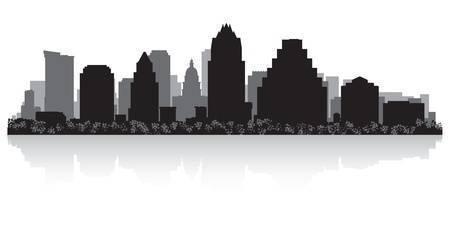 Austin skyline clipart 4 » Clipart Portal.