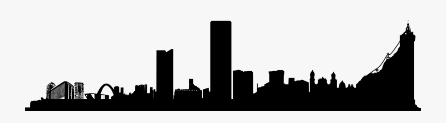 Transparent Austin Skyline Clipart.