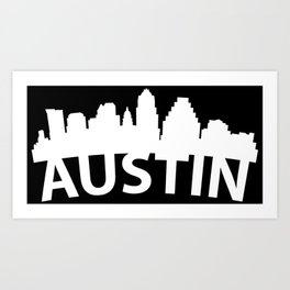 Austin Tx Art Prints.