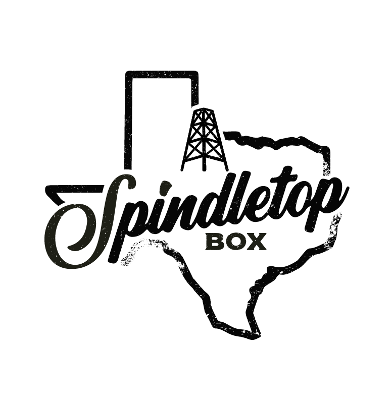 Spindletop Box logo was created for a subscription box.