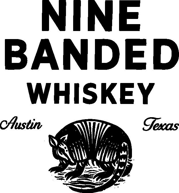 Nine Banded Whiskey.