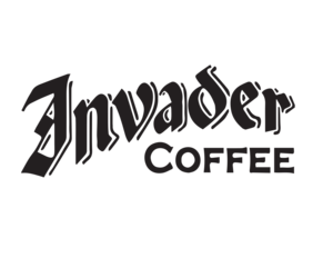 Invader Coffee Veteran Owned and Operated Austin Texas.