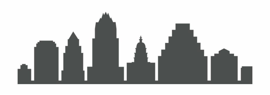Free Austin Skyline Silhouette, Download Free Clip Art, Free.
