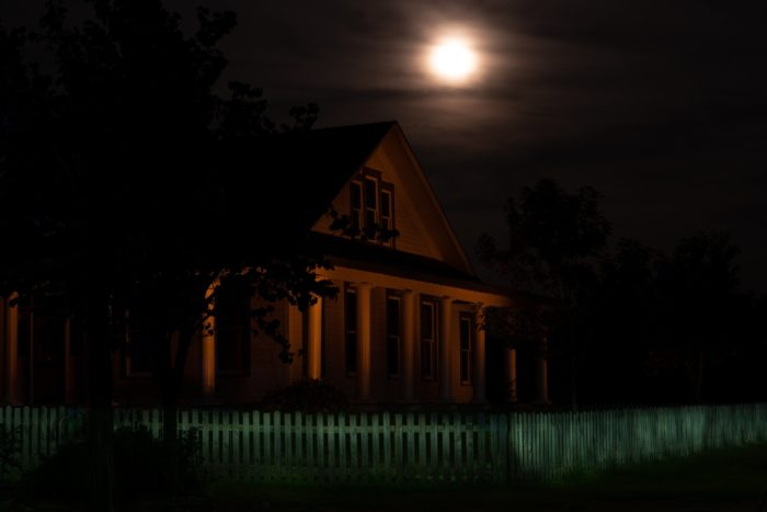 Austin Ghost Tours at Pioneer Farms.