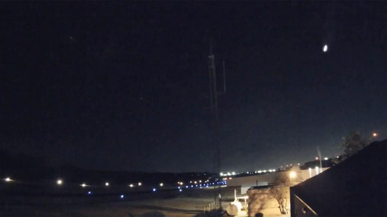 VIDEOS: Fireball streaks across the Texas sky.