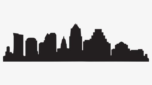 Austin Tx Skyline Outline Png Download.