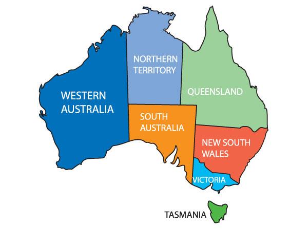 Australia clip art free.