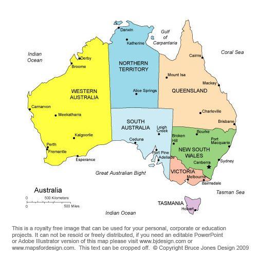1000+ ideas about Australia Map on Pinterest.